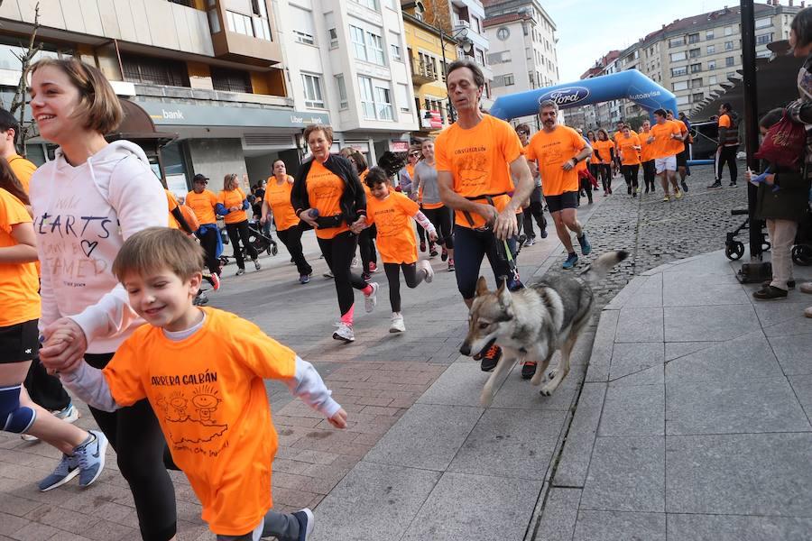I Carrera Galbán contra el cáncer infantil