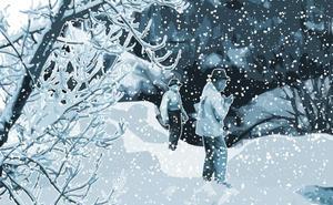 Un milagro bajo tres metros y medio de nieve