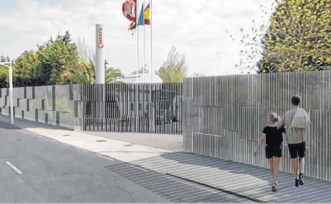El recinto ferial inicia la obra de su nuevo cierre trasero
