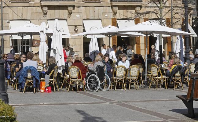 Asturias registra una de las temperaturas más altas de España