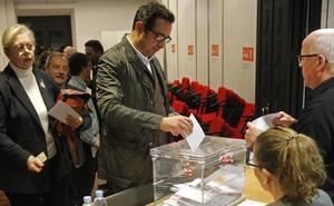 Lucía Falcón, Fidel Rodríguez y Marisa Ponga, los más votados para la lista del PSOE