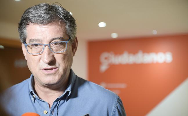 Ignacio Prendes, principal opción de Ciudadanos para el Congreso