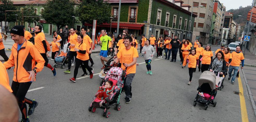 Asturias corre contra el cáncer infantil