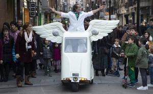 Feten toma las calles de Gijón