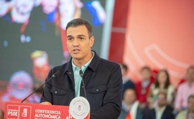 Sánchez pide el voto útil de los moderados «para no volver al pasado»