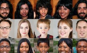 Esta persona no existe: la escalofriante inteligencia artificial que inventa rostros humanos