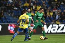 Las Palmas - Sporting, en imágenes