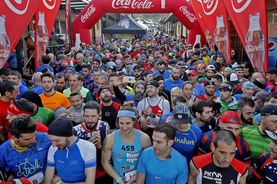 ¿Estuviste en el trail Gijón Monte Deva? ¡Búscate!