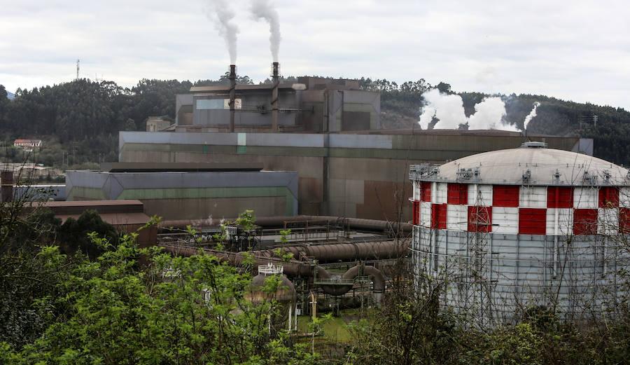 El Supremo ratifica la multa de 1,5 millones de euros a ArcelorMittal por vertidos en la factoría de Avilés