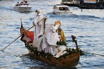 La magia del Carnaval desborda Venecia