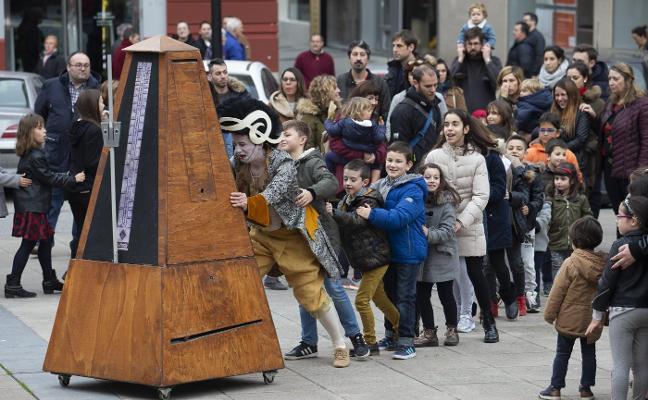 La magia del teatro infantil toma la calle
