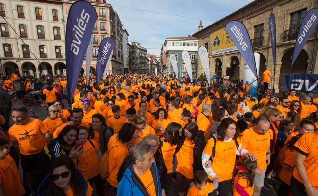 Diez mil personas corren contra el cáncer infantil