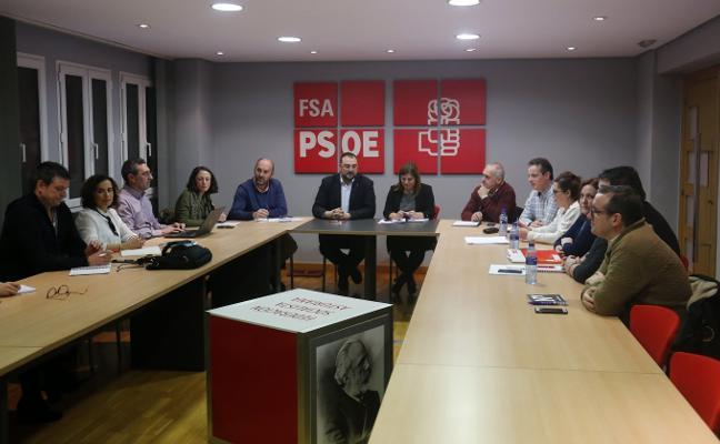 El PSOE inicia el proceso para diseñar unas listas autonómicas «renovadas»
