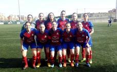 El Gijón FF no puede con el CD Monte