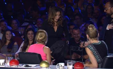 'Got Talent'   «Al menos me iré con el sí de Risto para casa, que es el más importante»