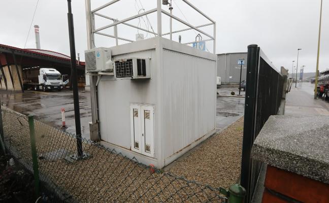 El Principado mantendrá operativa la estación contra la contaminación del Matadero