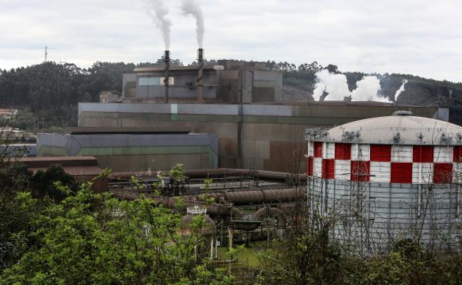 ArcelorMittal tendrá que pagar 1,5 millones por vertidos al río en su factoría de Avilés