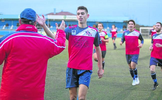 El Bosco golea al Barcia en un triunfo de más de tres puntos