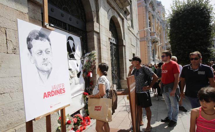 Cronología del asesinato del concejal Javier Ardines