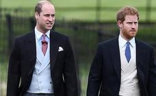 Los Príncipes Guillermo y Harry emprenden caminos separados