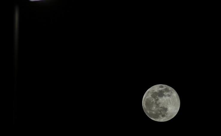 La Luna más brillante