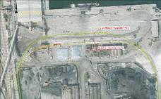 El puerto destinará 1,1 millones de euros a un nuevo trazado ferroviario en San Juan de Nieva