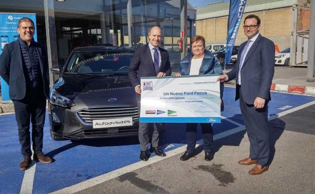 El Corte Inglés regala un coche por su aniversario