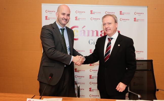 Acuerdo de formación entre Fundación CEU y la Cámara de Comercio
