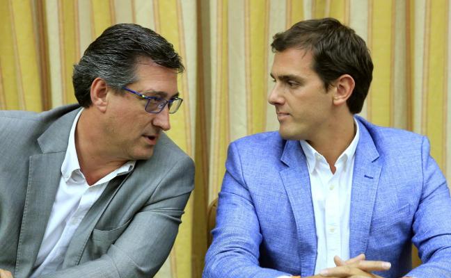 Ciudadanos tendrá libertad para negociar sus pactos en Asturias tras las autonómicas