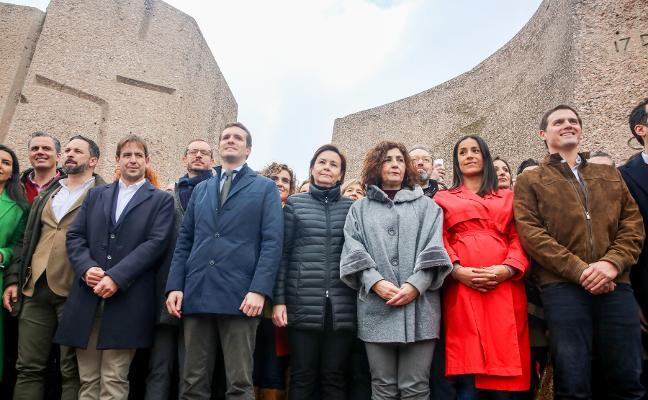 Pablo Casado aplaza su visita a Asturias para avanzar en la negociación con Foro