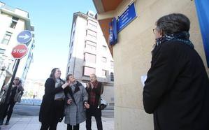 El crítico musical Aurelio Argel ya forma parte del callejero de Oviedo