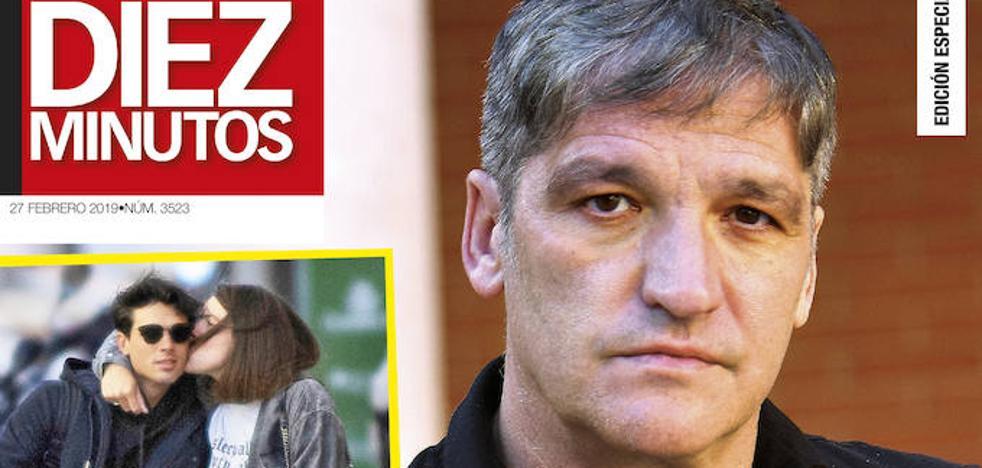 Gustavo González: «He roto con María. Me he sentido arrastrado»