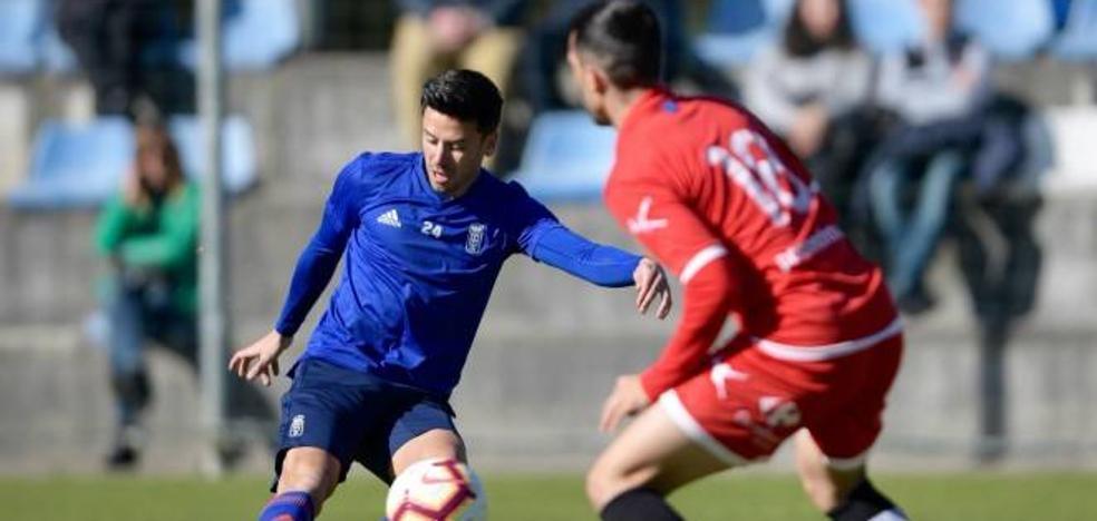 El Oviedo se impone en su amistoso contra el Caudal