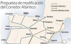 Ábalos reclama el apoyo de los puertos, los empresarios y las administraciones al proyecto del Corredor Atlántico