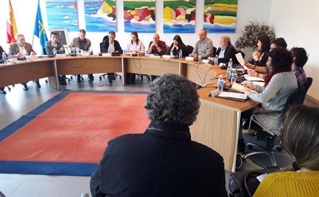 El Pleno de Gozón rechaza la ampliación del centro comercial