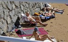 Asturias vive una jornada soleada