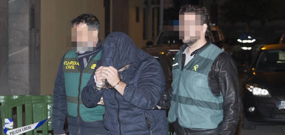 Los dos sicarios rociaron con gas pimienta a Javier Ardines para dejarlo aturdido en el ataque sorpresivo