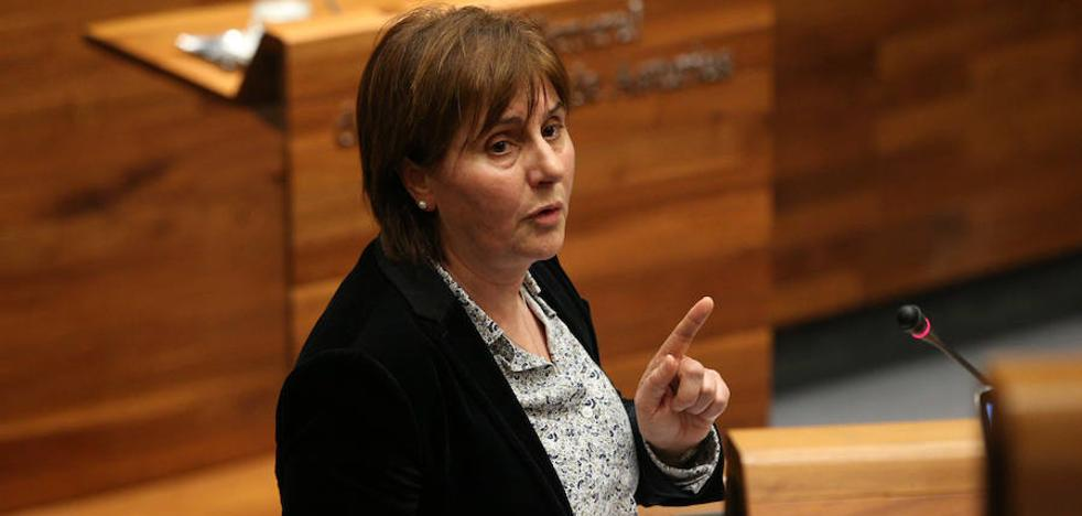 Pilar Varela confía en que la apertura del centro de enfermedades neurológicas de Barros «está más cerca»