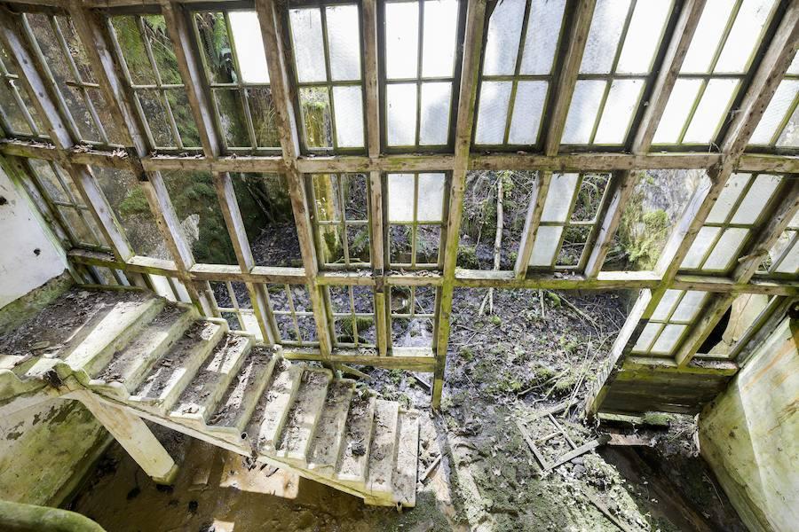 Los importantes vestigios industriales hallados en el bosque de La Zoreda