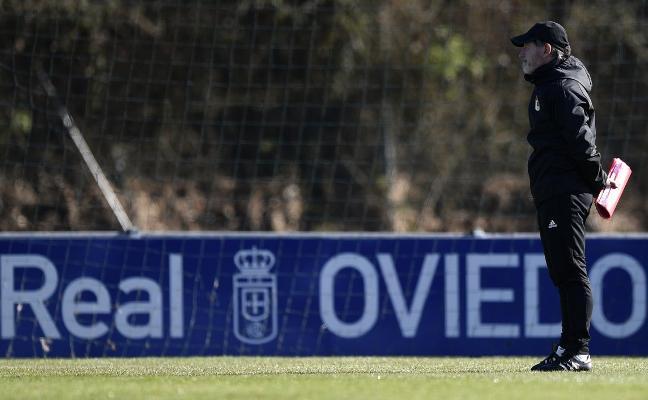 Real Oviedo | Anquela: «Estamos centrados, pero cada semana es un nuevo examen»