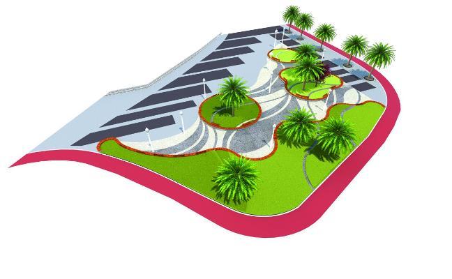 El Puerto elige hoy el diseño del quiosco y su ubicación en los Jardines de la Reina