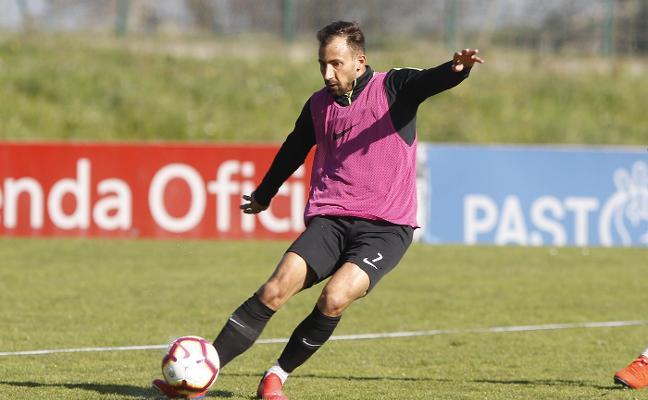 Sporting | «Aquí no se da nada por perdido hasta el 9 de junio», avisa Aitor García