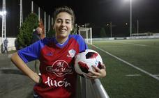 Inés Granja: «El Gijón FF está haciendo un gran trabajo dado el nivel»
