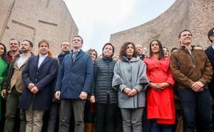 Foro quiere que el Pleno exprese «su compromiso más solemne» con la unidad de España