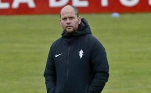 Sporting | José Alberto: «Hablar del 'play off' a nueve puntos es una chorrada»