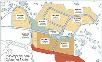Luz verde al plan urbanístico que facilita la ampliación del Hospital de Cabueñes