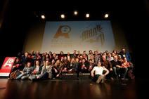 La música asturiana, de gala en la entrega de los Premios Amas