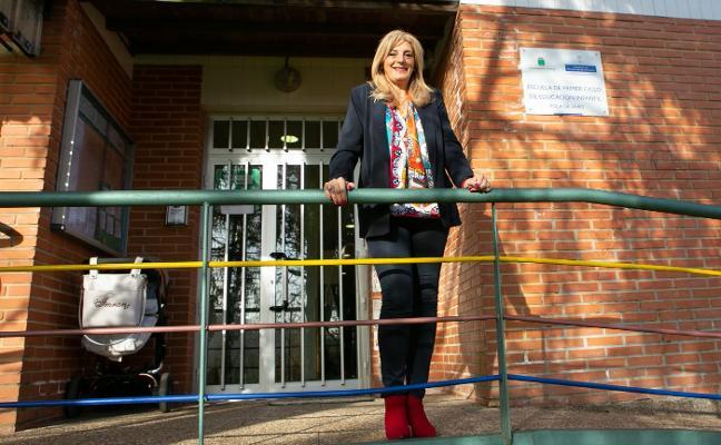 La escuela infantil El Carmín cubrirá el acceso