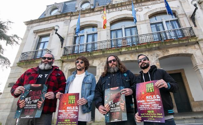 Lugones acogerá en Semana Santa dos festivales de música 'remember' y géneros urbanos