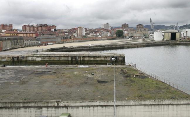 La retasación y la aprobación del PGO elevan el precio de Naval Gijón a 5,54 millones